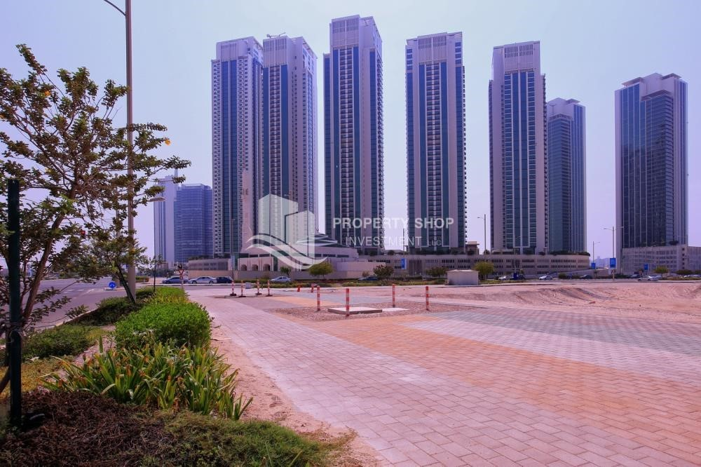 Community - 2 Bedroom Apartment in Burooj View, Marina Square FOR RENT!