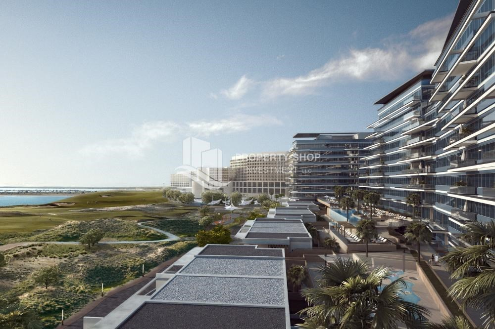Community - Get a chance to own a property in a luxurious community in Mayan, Yas Island.