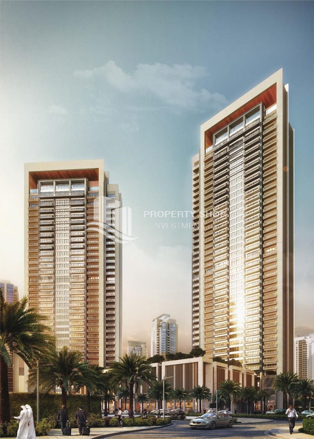 Property - Brand new apartment located in the heart of Dubai. Contact PSI for details.
