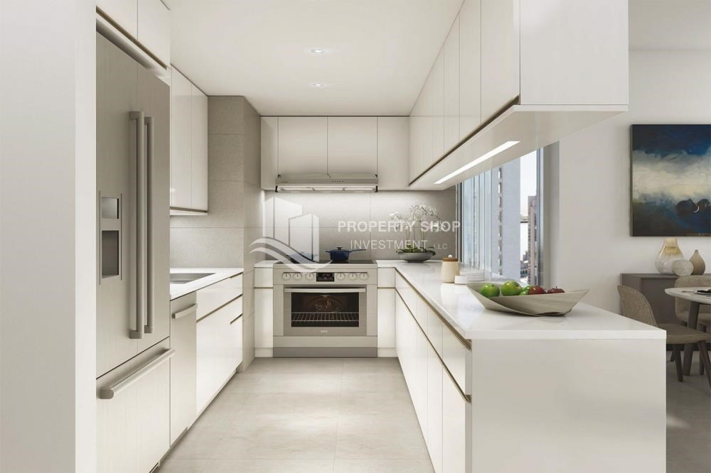 Kitchen - Brand new apartment located in the heart of Dubai. Contact PSI for details.