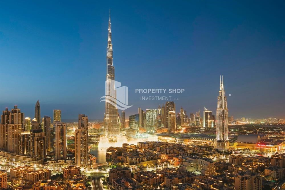 Community - Brand new apartment located in the heart of Dubai. Contact PSI for details.