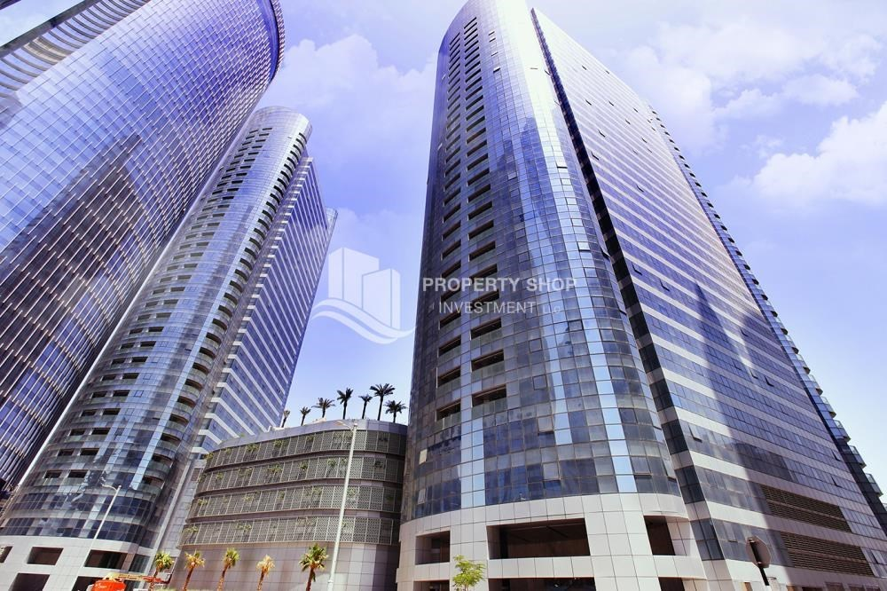 Property - Mid-floor 1BR unit in Marina Bay, City of Lights, for rent