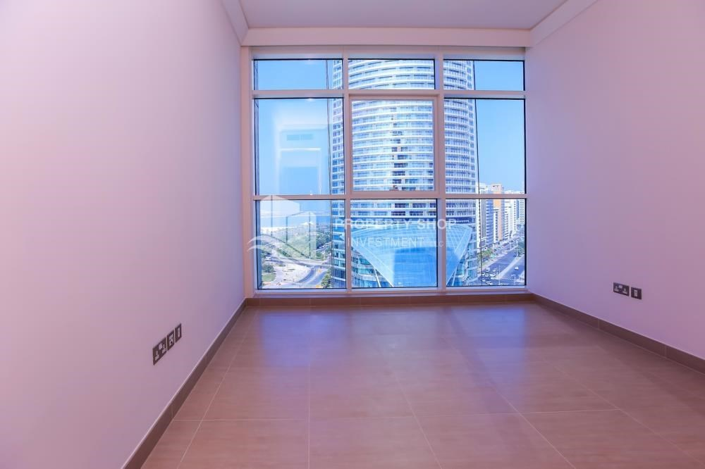 Bedroom - Affordable, 3BR Apartment + Maid, Laundry Room in Wave Tower