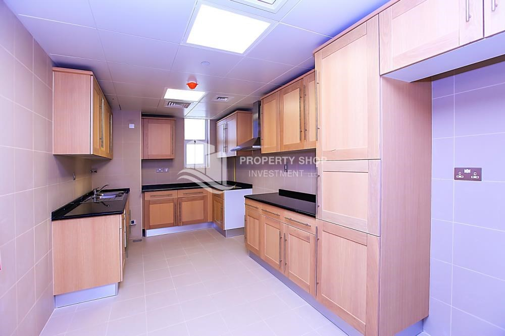 Kitchen - Affordable, 3BR Apartment + Maid, Laundry Room in Wave Tower