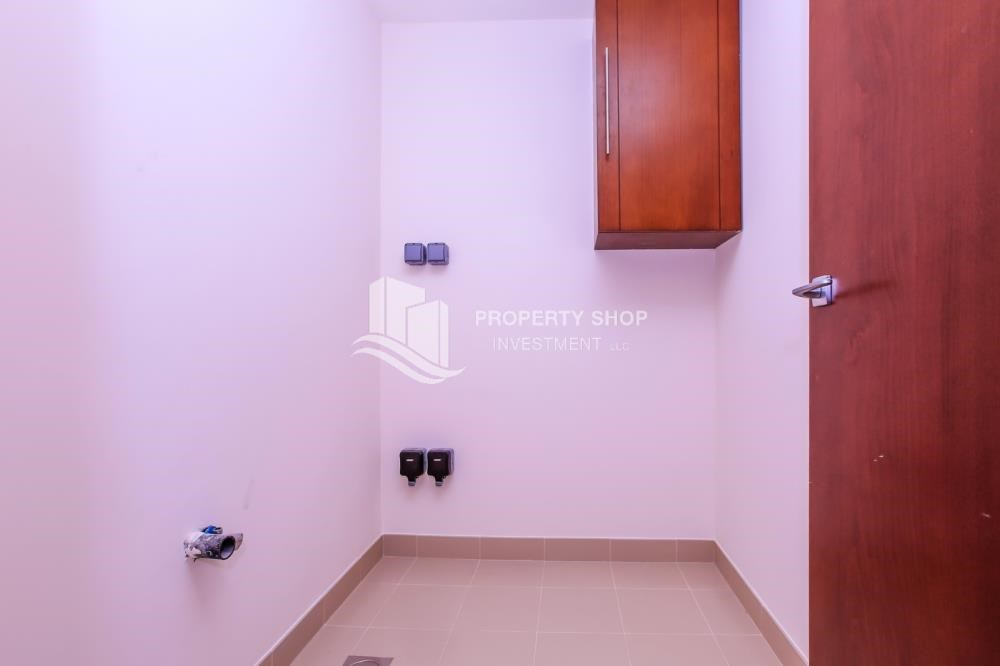 Laundry Room - Affordable, 3BR Apartment + Maid, Laundry Room in Wave Tower