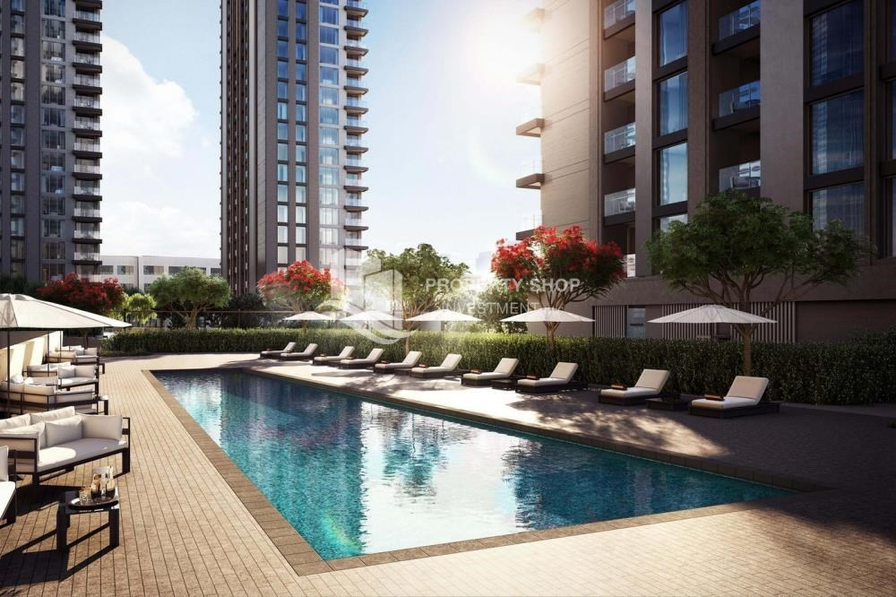Facilities - Brand new 3BR apartments in Al Reem Island available for sale.