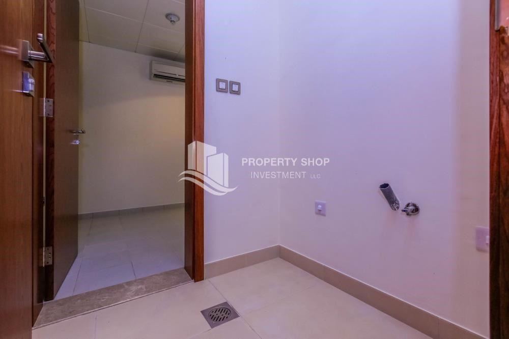 Laundry Room - Get a chance to own a property in an exquisite community in West Yas.