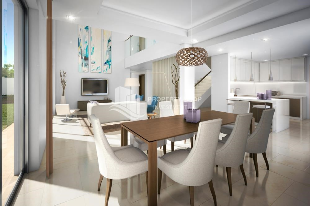 Dining Room - High End TH with Study + Excellent Location
