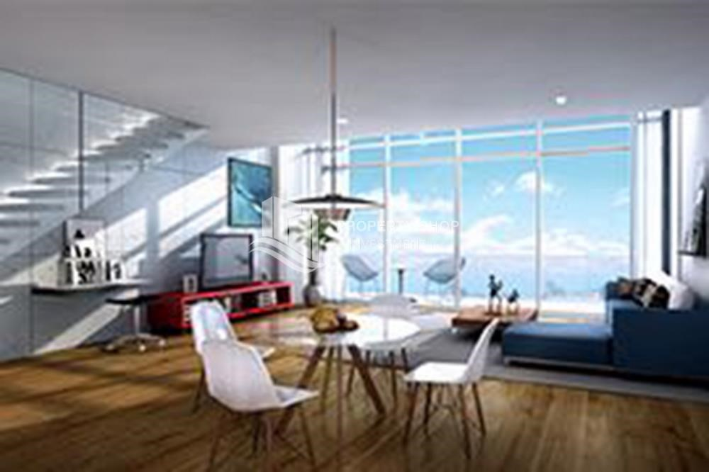 Dining Room - High floor 3 bedroom apartment + maid with 3 balconies