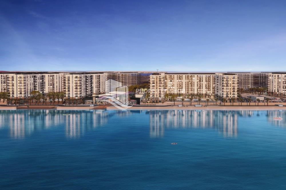 Property - Elegantly designed 1BR Apt in prime location in Yas Island.