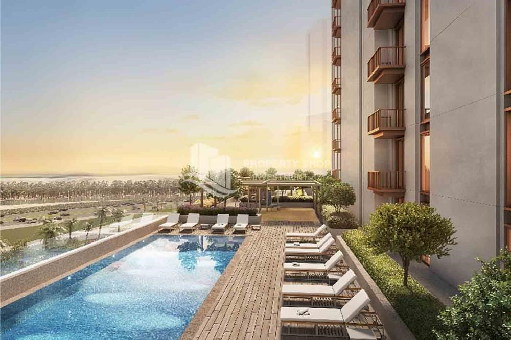 Facilities - Direct from ALDAR! Own an excellent apartment with world-class amenities