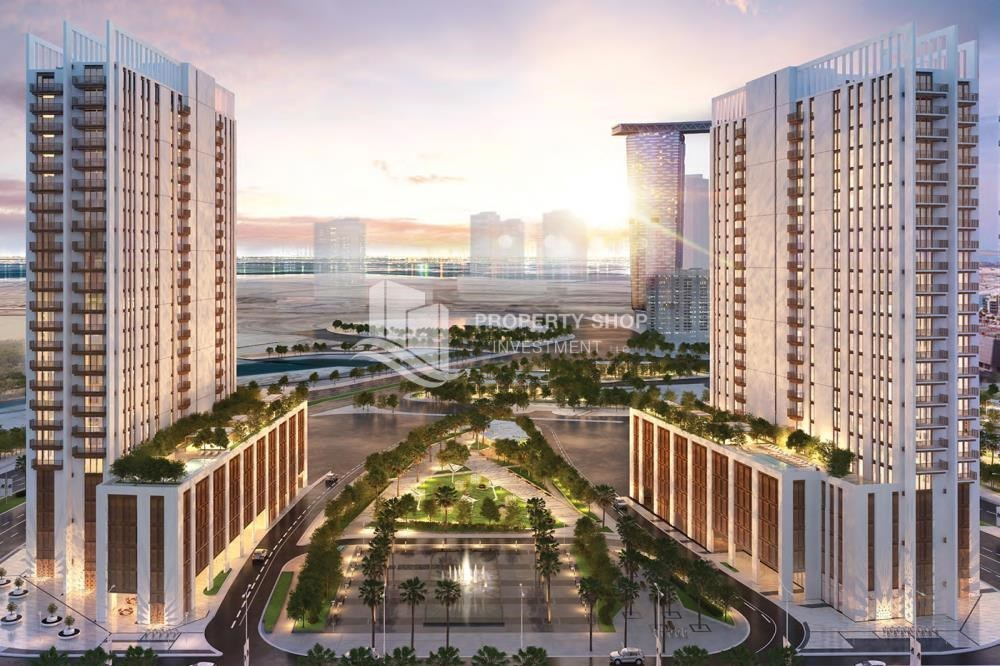 Community - Direct from ALDAR! Own an excellent apartment with world-class amenities