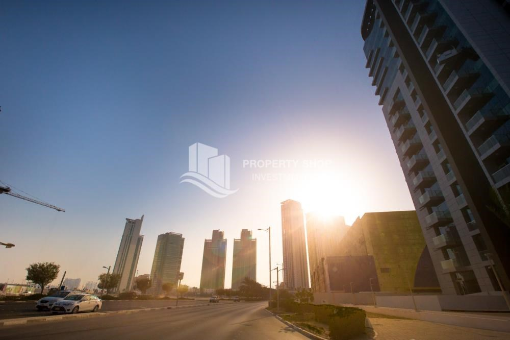 Community - Studio apartment available to rent in Al Noor Tower