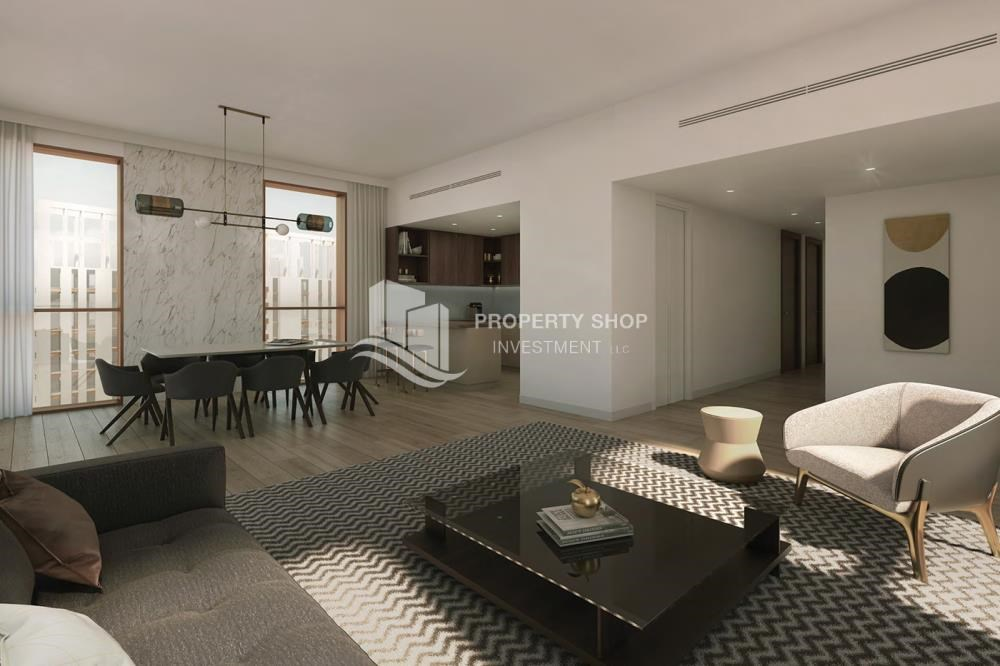 Living Room - Elegant property with a lavish infinity pool.