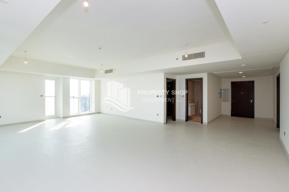 Dining Room - Spacious 4BR Apt with City and Partialy sea view