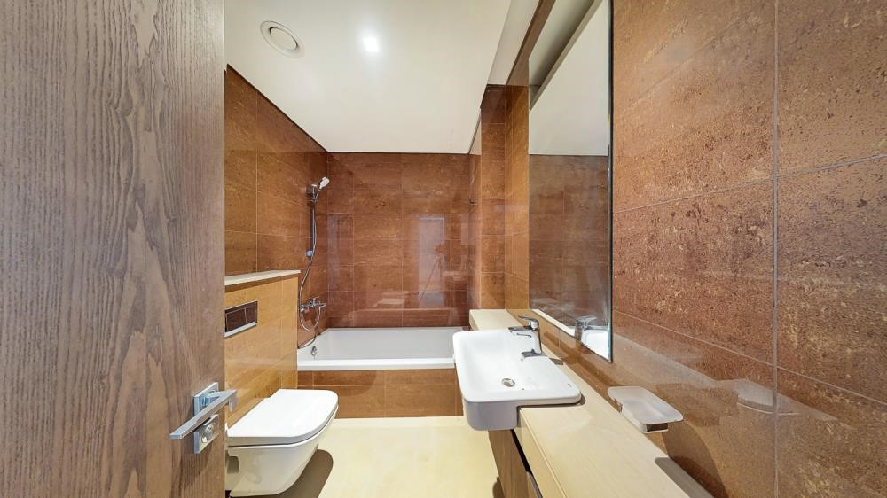 Master Bathroom - Offering 2br with the highest standard of finishing overlooking waterfront canals