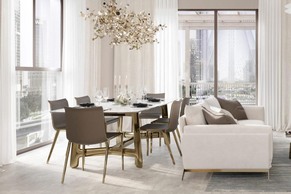 Dining Room - High-end property soon to rise! Book now