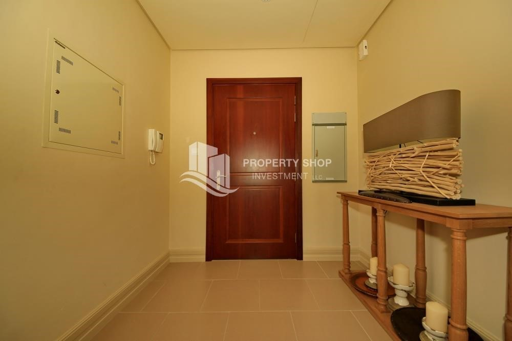 Foyer - 1br Apartment in Saadiyat Island Ready to Move in Now!