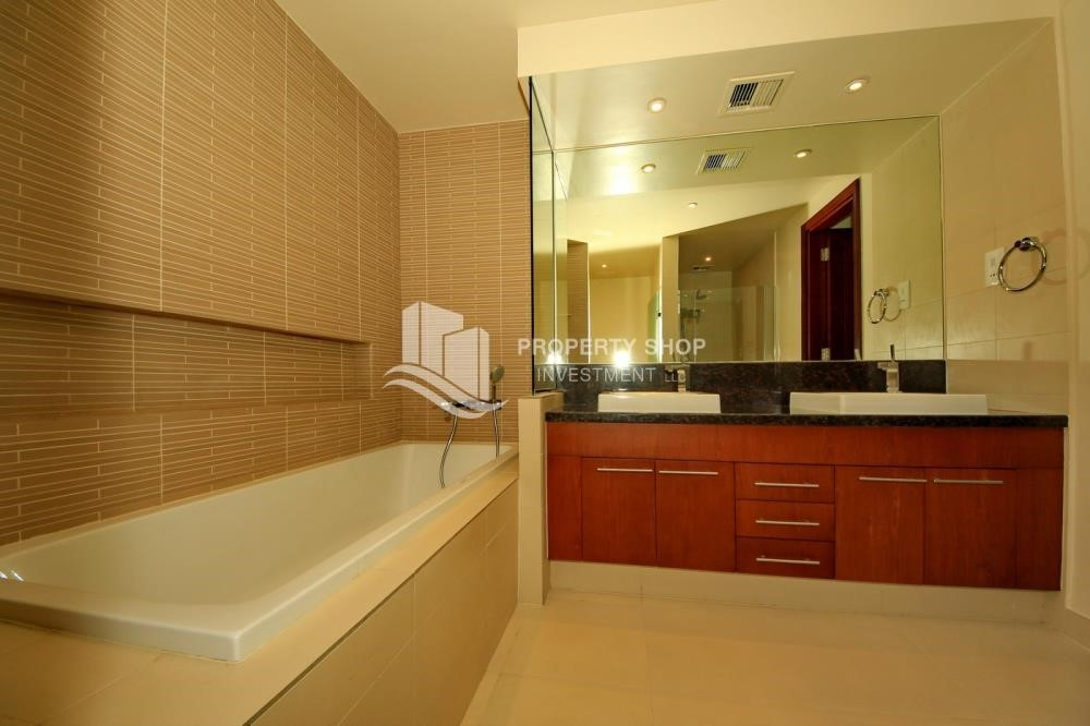 Bathroom - 1br Apartment in Saadiyat Island Ready to Move in Now!