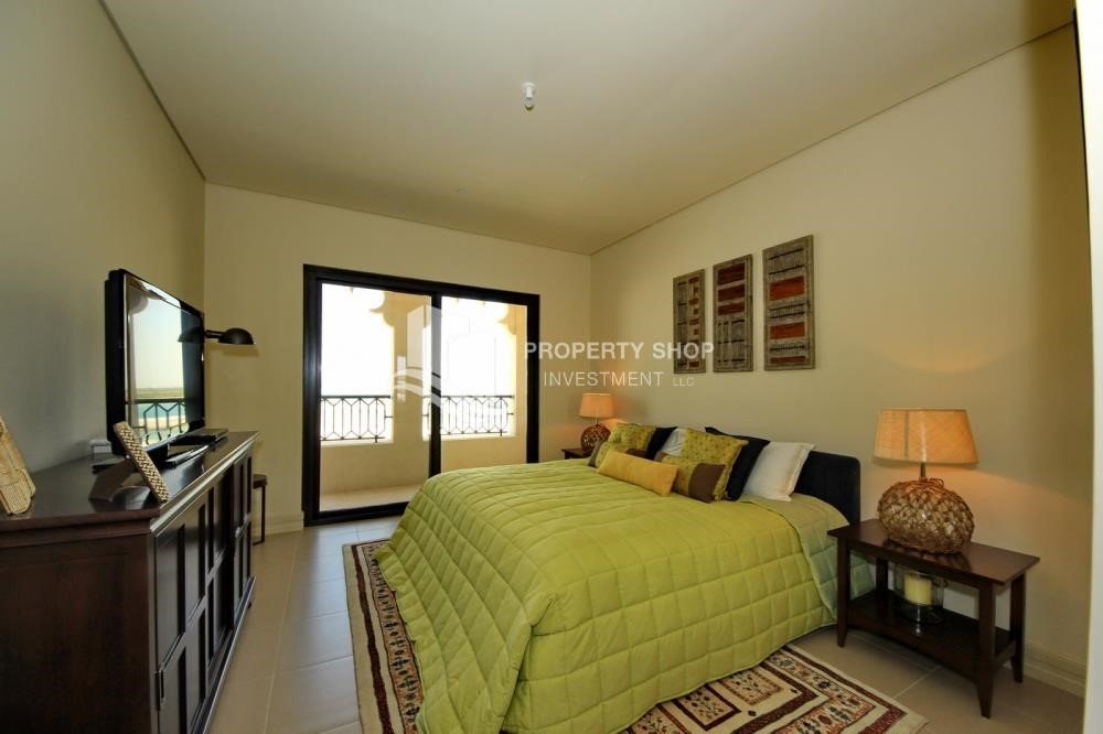Bedroom - 1br Apartment in Saadiyat Island Ready to Move in Now!