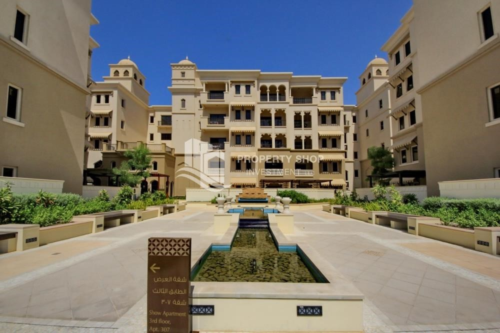 Community - 1br Apartment in Saadiyat Island Ready to Move in Now!