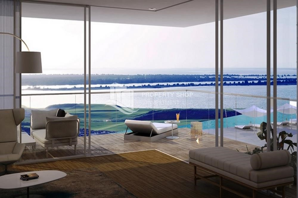 Living Room - Available for All nationalities, sophisticated beach house with High-end facilities