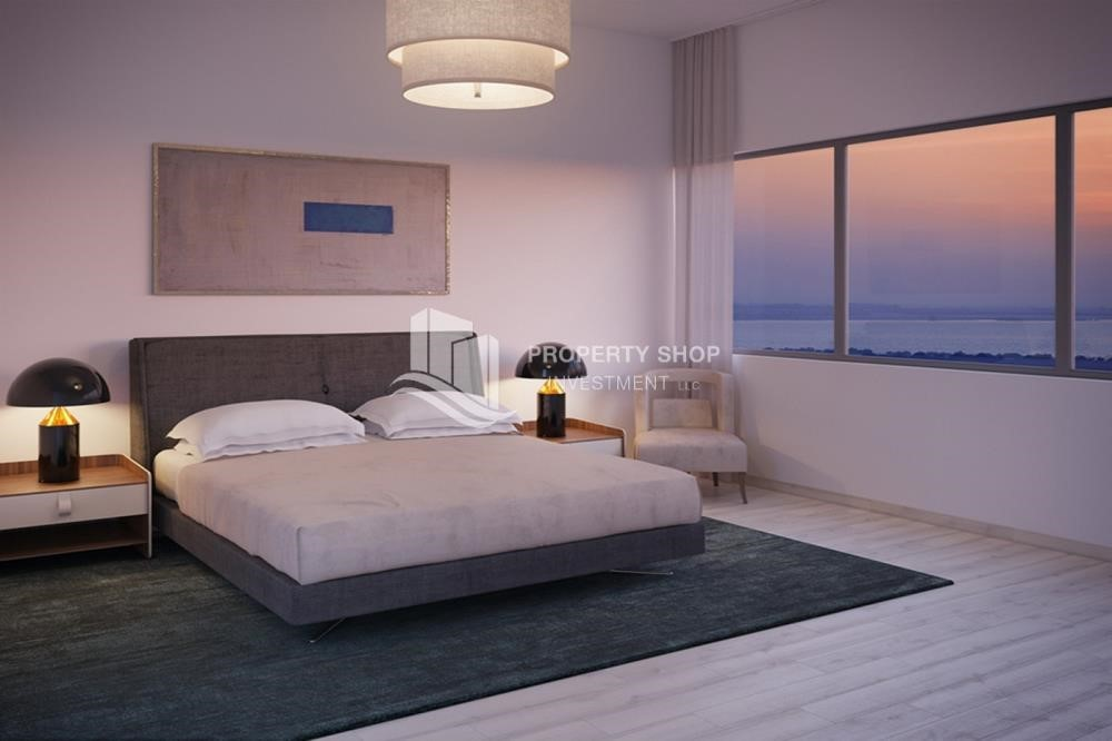 Bedroom - Available for All nationalities, sophisticated beach house with High-end facilities