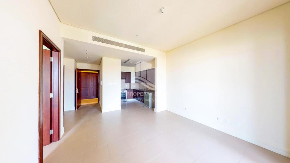 Dining Room - Beautiful and unique living spaces in Saadiyat Beach Residences, 1BR Apt Available for rent! Zero Commission!