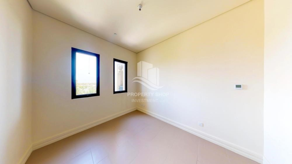 Bedroom - Beautiful and unique living spaces in Saadiyat Beach Residences, 1BR Apt Available for rent! Zero Commission!