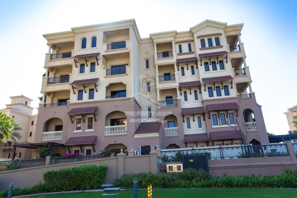 Property - Amazing 3BR Apt Available in Saadiyat Beach Residences for rent!