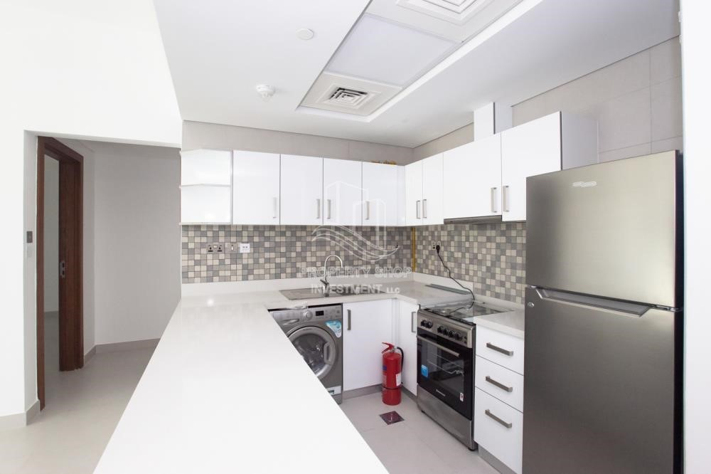 Kitchen - Spacious 1BR Apartment Available now in Parkside Residence!
