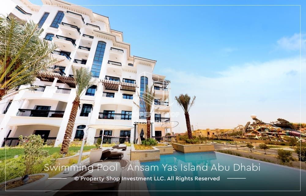 Facilities - 3+M BR with Full Golf + Ferrari World View