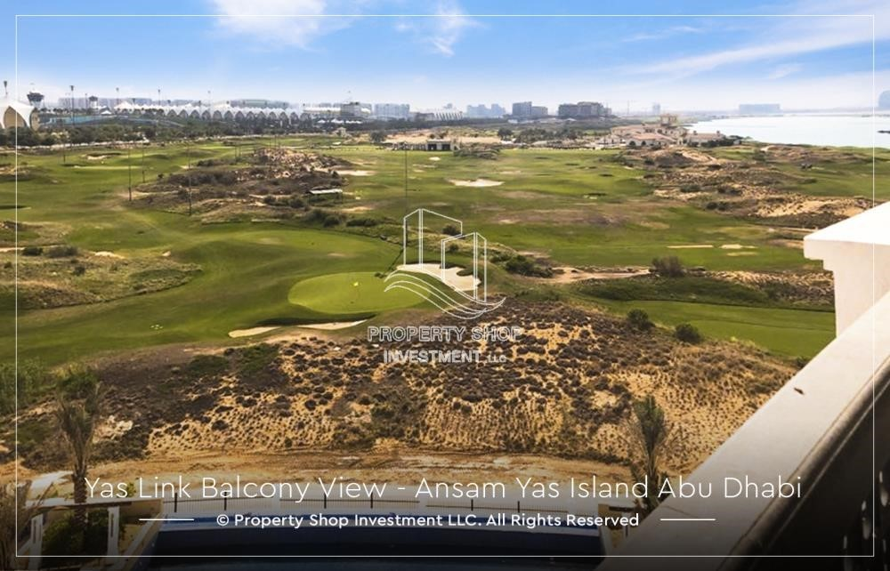 Community - 3+M BR with Full Golf + Ferrari World View
