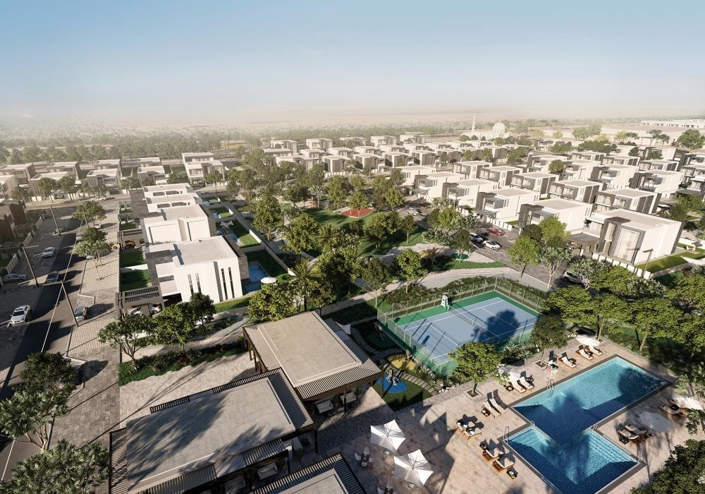 Community - Corner land in yas island available now! Book it with 3 years free service charge and zero commission