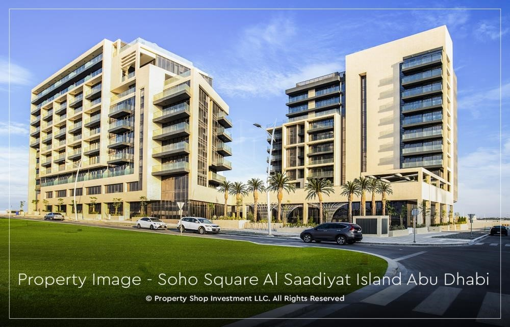 Property - New project in Saadiyat Island with no agency fee.