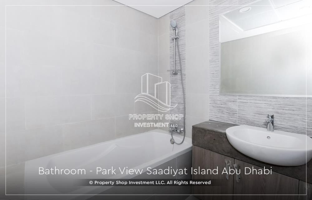 Bathroom - 2BR+M Apt with huge balcony. Selling below original price.