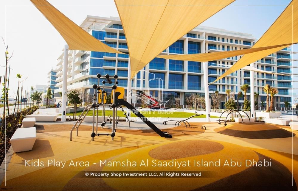 Facilities - Get a chance to own a property in a luxurious community in Saadiyat Island.