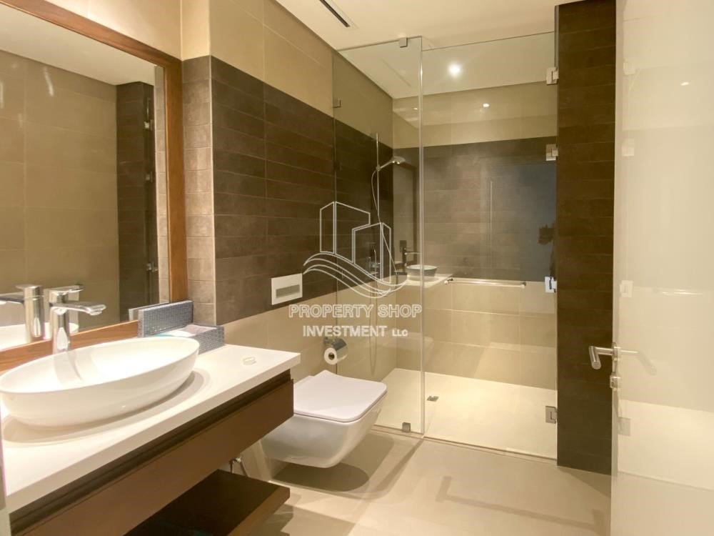 Bathroom - Double Row Middle villa with Premium design and modern features.