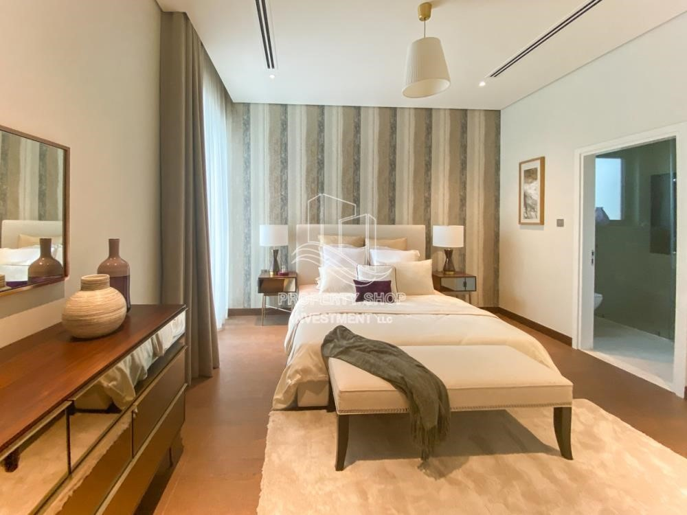 Bedroom - Double Row Middle villa with Premium design and modern features.
