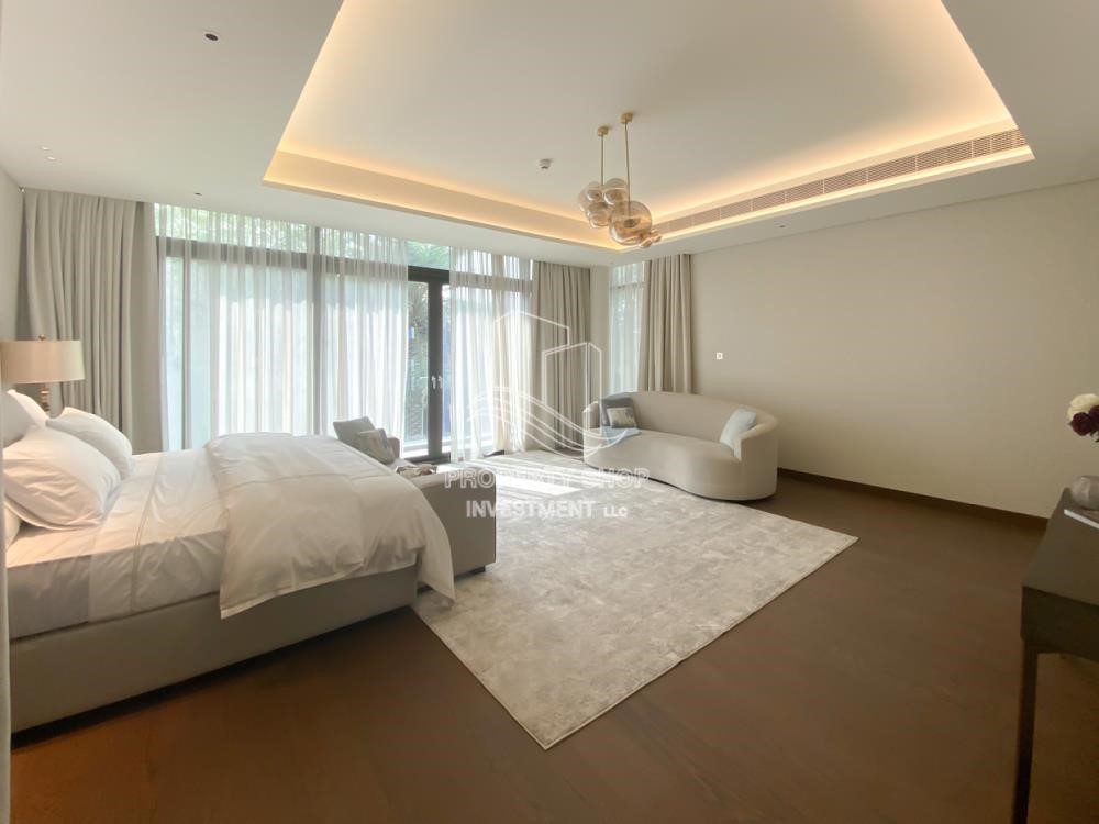 Master Bedroom - Double Row Middle villa with Premium design and modern features.