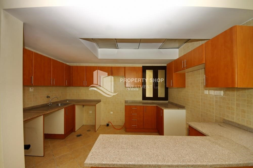 Kitchen - Creative interior design, 5BR+M Villa with Balcony, Terrace, 12 Payments