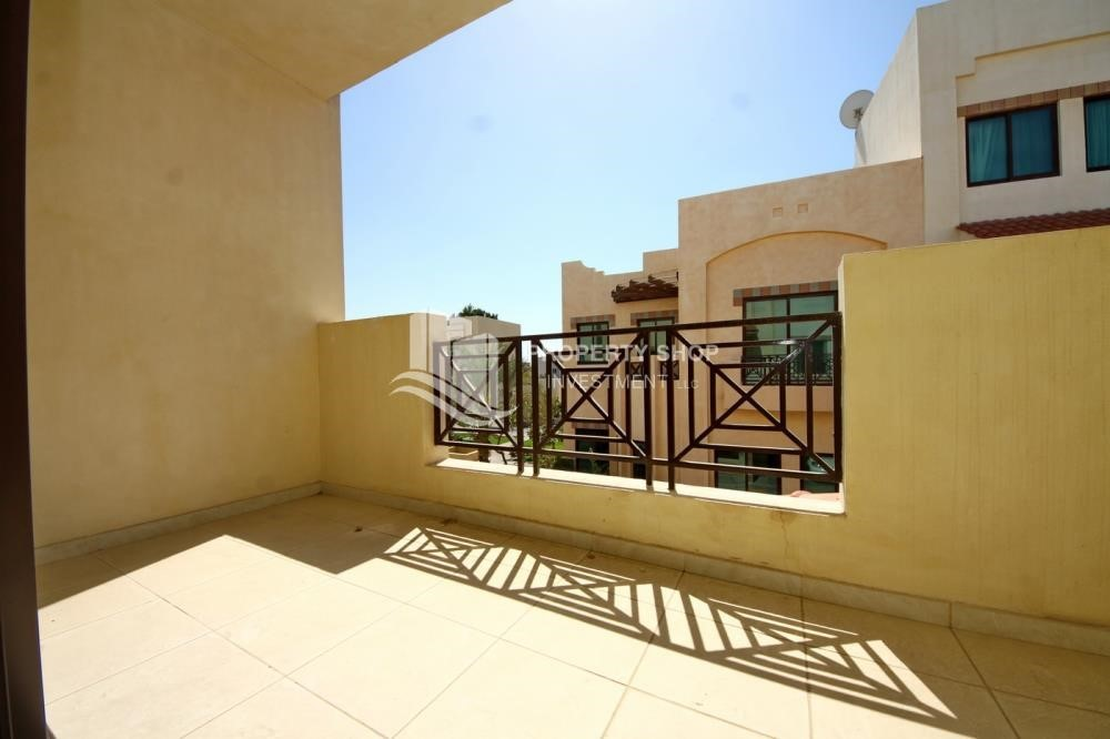 Terrace - Creative interior design, 5BR+M Villa with Balcony, Terrace, 12 Payments