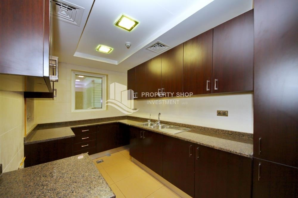 Kitchen - 3BR+M Apt with multiple balconies. Monthly payment offer + Zero Commission