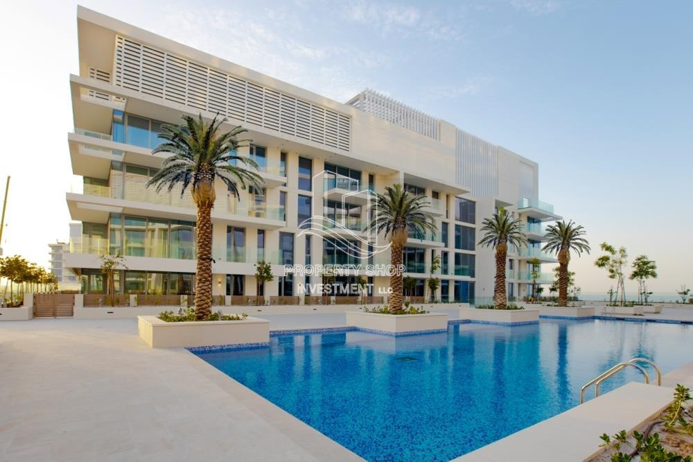 Property - Get a chance to own a property in a luxurious community in Saadiyat Island.