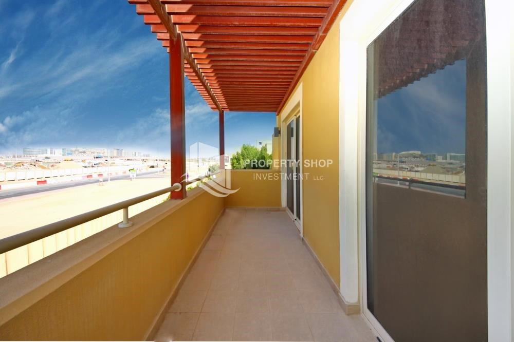 Balcony - Vacant Type S Villa with High ROI + Pvt Pool.