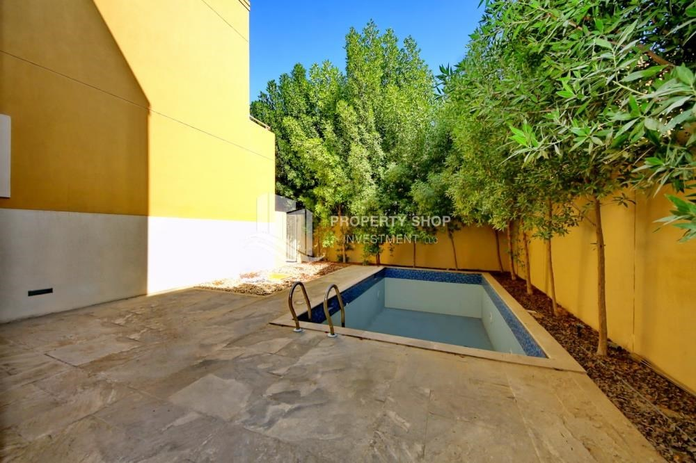 Facilities - Vacant Type S Villa with High ROI + Pvt Pool.