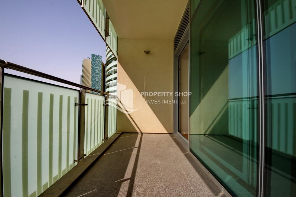 Balcony - Invest Now, Canal View Apt with spacious living