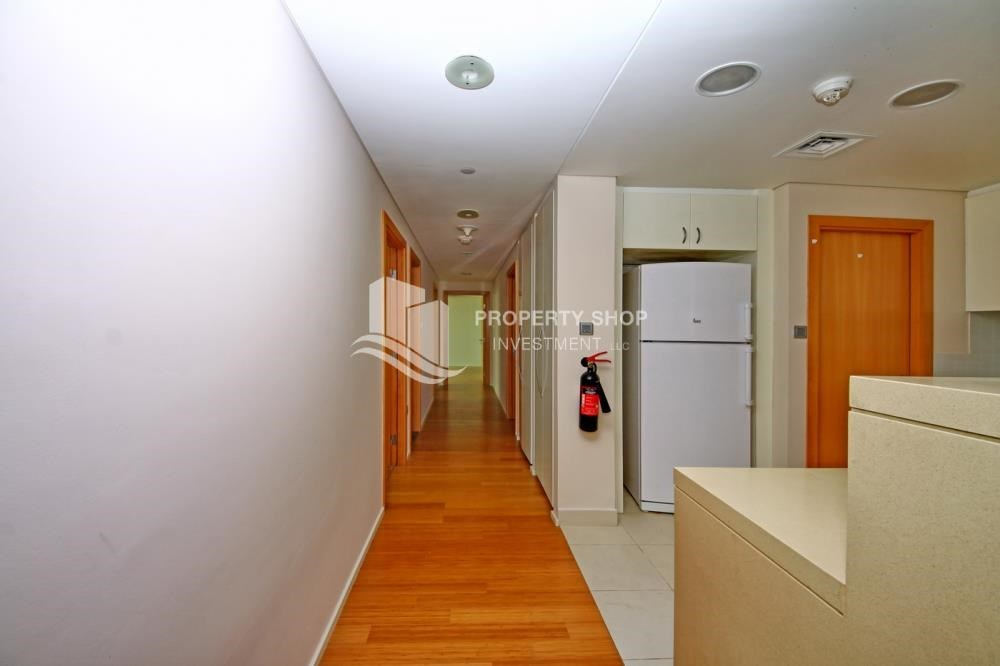 Corridor - Invest Now, Canal View Apt with spacious living