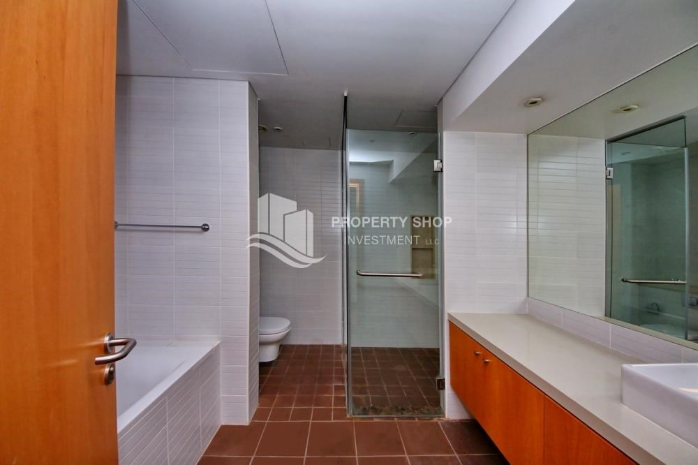 Master Bathroom - Invest Now, Canal View Apt with spacious living