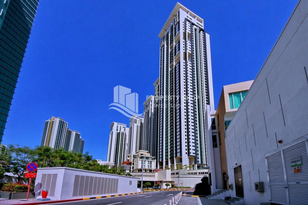 Property - Sea view Apt on mid floor vacant now!